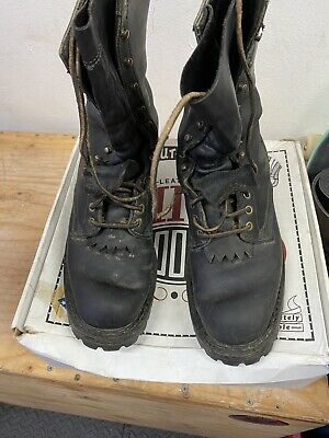 $77 • Buy WHITE'S BOOTS 11 D 400V Smokejumper Wildland Firefighter Lightly Used