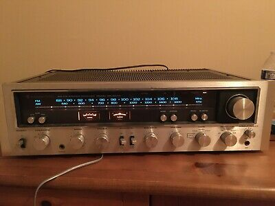 $150 • Buy Kenwood KR-6600 Receiver - Lights Up And Works - Sold As Is