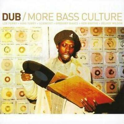 £3.48 • Buy Various Artists : Dub/more Bass Culture CD (2002) Expertly Refurbished Product