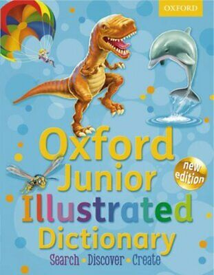 Oxford Junior Illustrated Dictionary By Oxford Dictionaries (Paperback) • 3.45£