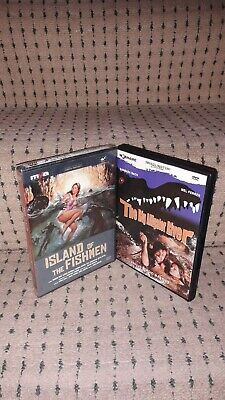 Island Of The Fishmen & The Big Alligator River [Dvds Region 0] Sergio Martino  • 60£
