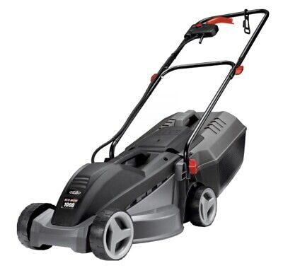 AU179 • Buy Ozito 1000W Ecomow Electric Lawn Mower Lawnmower + Grass Catcher