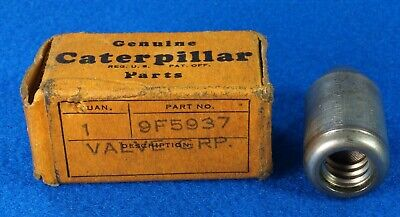 $39.99 • Buy Vintage Caterpillar Tractor Valve Group 9F5937 Open With Cellophane