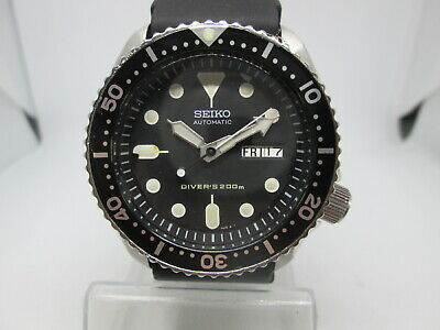 $ CDN139.61 • Buy SEIKO 7S26-0020 Skx007 DAYDATE STAINLESS STEEL AUTOMATIC MENS DIVER WATCH