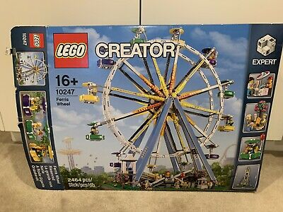 AU152.50 • Buy LEGO 10247 Creator Set In Box With Instructions Booklet COMPLETE Mini Figures