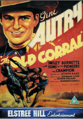 The Old Corral DVD (2004) Gene Autry, Kane (DIR) Cert U FREE Shipping, Save £s • 2.81£