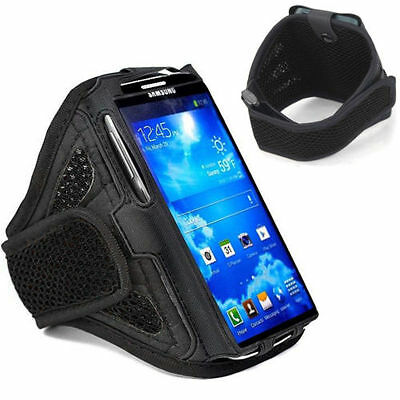 Cycling Running Jogging Gym Exercise Armband  Holder For Various Mobile Phones • 2.99£