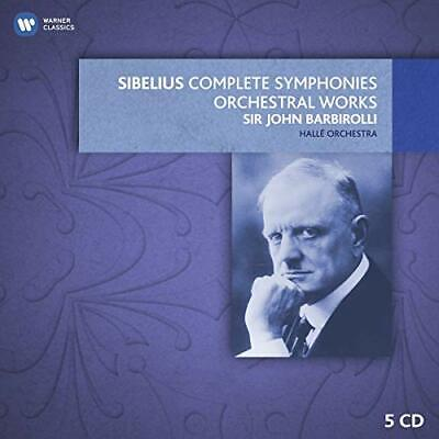 £7.04 • Buy Sibelius: The  Complete Symphonies, Orchestral Works -  CD OKVG The Cheap Fast