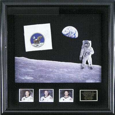 $5625 • Buy Neil Armstrong - Ephemera Signed Co-signed By: Michael Collins