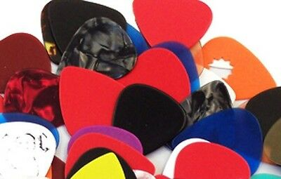$ CDN7.99 • Buy Pack Of 25  Assorted Guitar Picks - 351 Style - New Free Shipping