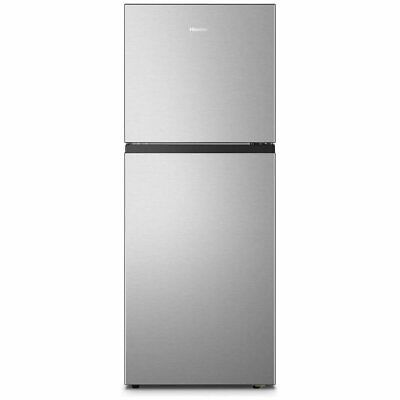 AU549 • Buy NEW Hisense 223L Top Mount Fridge Stainless Steel HR6TFF223S