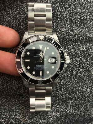 $ CDN10690.40 • Buy Rolex SUBMARINER 16610T Serial Z