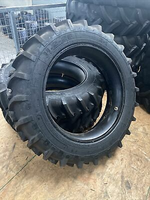 AU365 • Buy NEW TRACTOR TYRE R1.  11.2-28   11.2x28 DIRECT FROM WHOLESALERS.  12 Ply