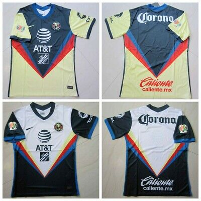 $19.98 • Buy NEW 2020-2021 Club America Soccer Jersey Man T Shirt And The LIGA MX Patch