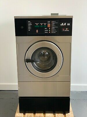 IPSO 22lb (10kg) - High Speed Industrial Commercial Washing Machine • 2,000£