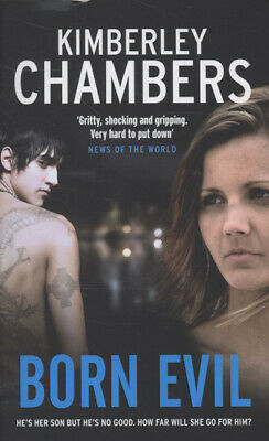 £3.64 • Buy Born Evil By Kimberley Chambers (Paperback) Incredible Value And Free Shipping!