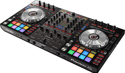 $839 • Buy Pioneer DDJ-SX3-rb DJ Controller Serato W/ 4-Channel Mixer Built In & Dual USB