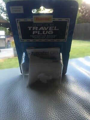 AU8.84 • Buy Traveller Plug International Travel Adapter Worldwide. BNIB