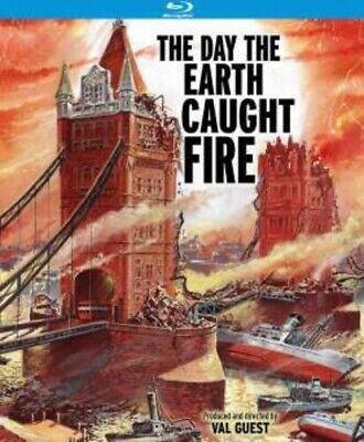 £16.09 • Buy The Day The Earth Caught Fire [New Blu-ray] Special Ed
