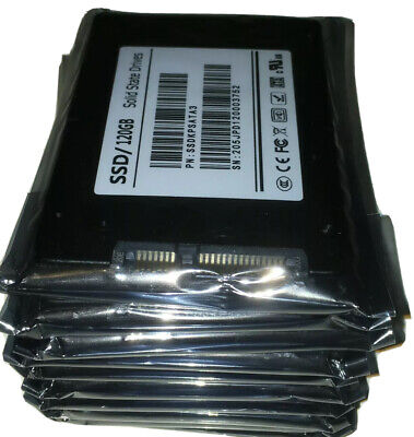 $ CDN271.71 • Buy Lot Of  10 128GB 2.5  SATA Laptop Solid State Drive SSD BRAND NEW