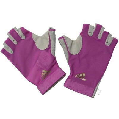 £9.99 • Buy Ladies Adidas Gym, Training, Weight Lifting, Cycling Gloves, Size Large