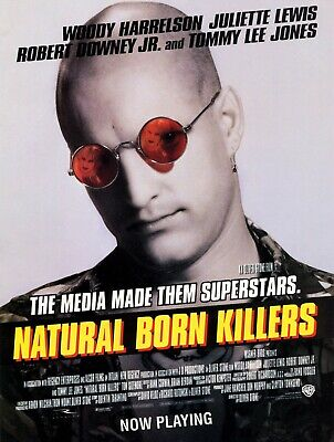 Natural Born Killers (DVD, 2001) • 1£