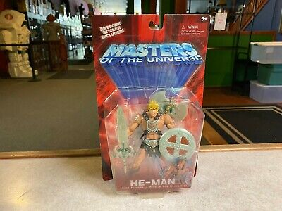$48.50 • Buy 200x Mattel Masters Of The Universe He-Man MOTU Figure MOC - CLASSIC HE-MAN