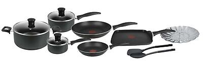 Tefal Easy Care 9 Piece Set Non-Stick Cookware Set - Easy To Clean • 59.99£