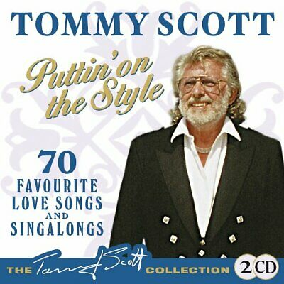 Tommy Scott : Puttin On The Style CD Highly Rated EBay Seller Great Prices • 4.99£