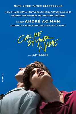 AU16.09 • Buy Call Me By Your Name: A Novel
