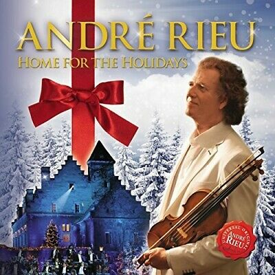 Rieu, Andre : Home For The Holiday CD Highly Rated EBay Seller Great Prices • 6.09£