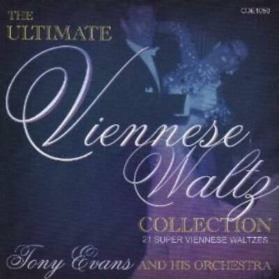 Tema International Ltd : The Ultimate Viennese Waltz Collection C CD Great Value • 12.99£