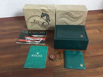 $ CDN773.62 • Buy Rolex Watch Box Set 67.00.3 + Your Rolex Oyster Booklet English 1980 + Tag ETC