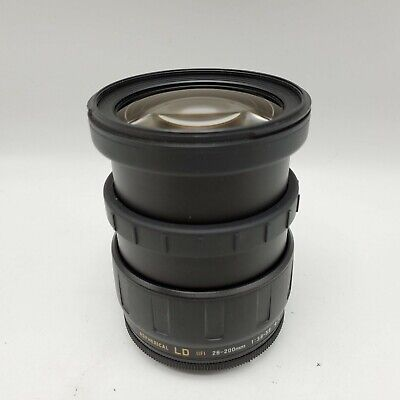 Tamron 28-200mm F3.8-5.6 Aspherical LD IF Zoom Lens For Adaptall 2 Mount • 32.62£