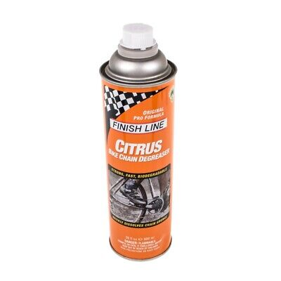 Finish Line Citrus Bike Degreaser, 20oz Pour Can • 12.99£