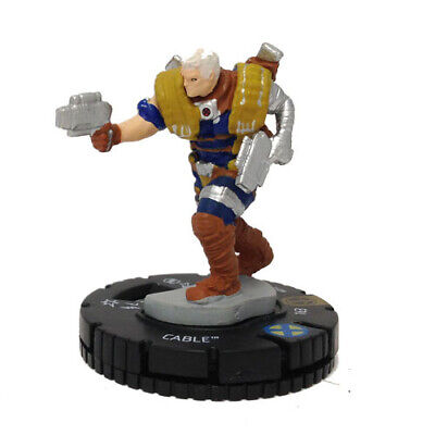 $9.75 • Buy Cable (052) Super Rare M/NM With Card Marvel Deadpool HeroClix