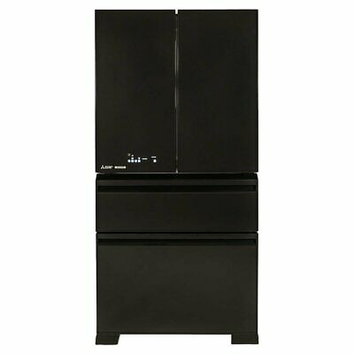AU2575 • Buy NEW Mitsubishi Electric 630L French Door Fridge MR-LX630EM-GBK-A2