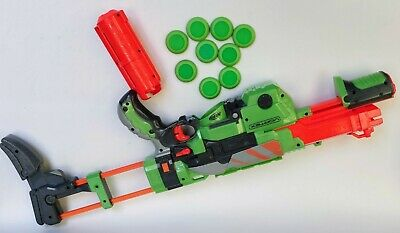 £15 • Buy Nerf Vortex Praxis, With Magazine And 9 Out Of 10 Discs, Excellent Condition