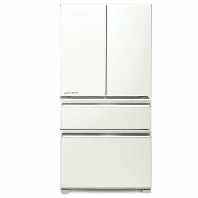 AU2673 • Buy NEW Mitsubishi Electric 630L French Door Fridge MR-LX630EM-GWH-A2