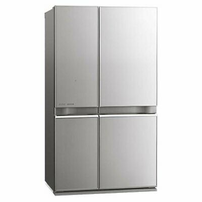 AU2579 • Buy NEW Mitsubishi Electric 650L French Door Fridge MR-L650EN-GSL-A2