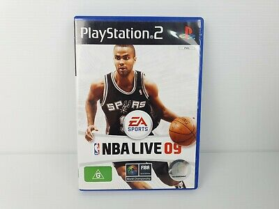 AU6.43 • Buy NBA Live 09 PS2 Playstation 2 - FREE POST WITH TRACKING