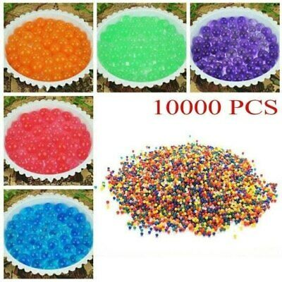 AU8.93 • Buy 10000 Pcs  160 Gr/ 5.64 Ounce Orbeez Water Decoration Aqua Gel Vasebeads Uk