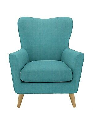 John Lewis Thomas Armchair In Opal Teal RRP £499 • 62£