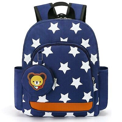 Cosyres Toddler School Bag Boys Rucksack Nursery Bag, Toddler Reins Backpack • 31.99£