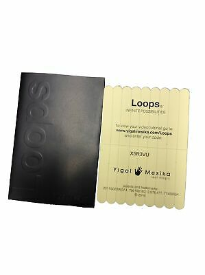 Loops - Magic Trick - Includes Five Loops And Detailed Instructions • 25.99£