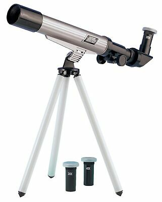 Eduscience 30 Mm Astronomical Telescope With Tripod • 44.99£