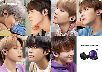 $20 • Buy BTS Galaxy Buds+ (Photocard ONLY) *LIMITED*