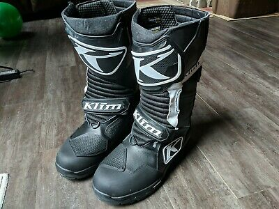 $ CDN409.57 • Buy Klim Havoc BOA Boots Size 13 Gore-Tex Insulated Snowmobile Snowbike Mint