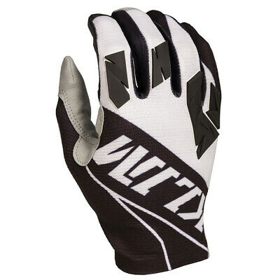 $ CDN32.38 • Buy Klim Xc Lite Off-road Gloves Black/white Atv Mtb E-touch Riding Gloves All Sizes