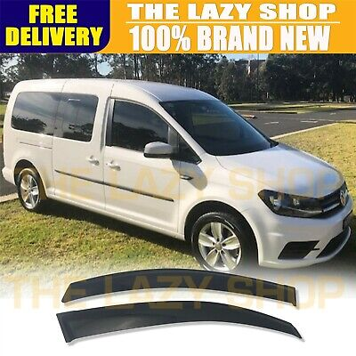 AU52.25 • Buy Weathershields, Weather Shields For Volkswagen Caddy 05-20 Window Visors